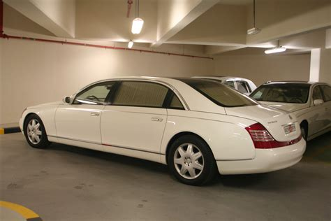 Maybach White