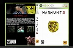 Manhunt 3 Xbox 360 Box Art Cover by SliceOffYourArms