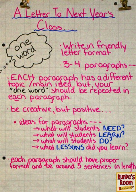 letter   years class personal development