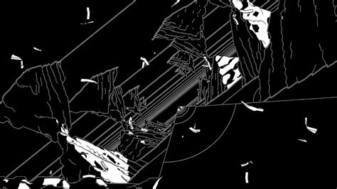 lorn anvil black white contrast  hd wallpapers