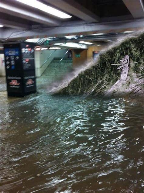 roundup  union station flood funnies