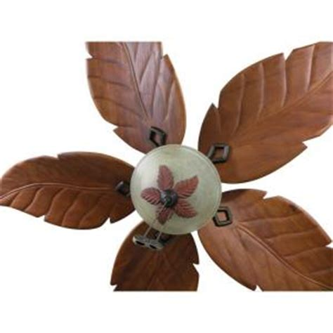 hton bay ceiling fan leaf blades review of hton bay antigua 56 in rubbed bronze