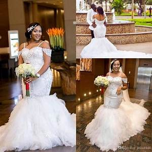 sweetheart lace mermaid wedding dress sparkly crystals With plus size sparkly wedding dresses