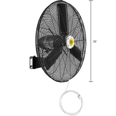 wall mount misting fan evaporative coolers sw coolers misting fans