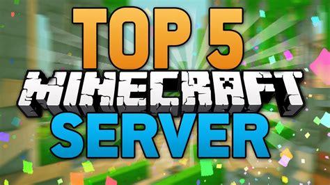 top  minecraft server  craftingpat youtube