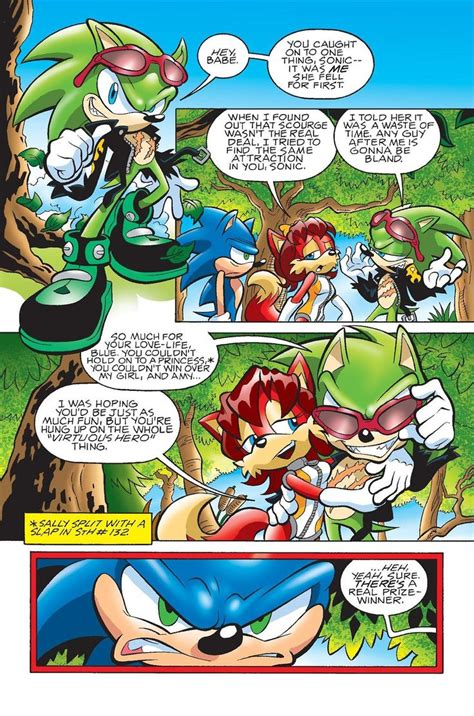 Did He Just Oooo You Dud Not Just Mock Amy Sonic Archie