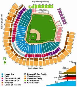 Very Popular Images  Safeco Field Seating Chart
