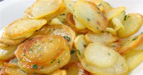 comment cuisiner les pommes de terre recettes des pommes de terre sautées les recettes les