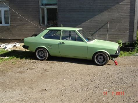 Volkswagen Polo Modification by Greenderby 1980 Volkswagen Polo Specs Photos