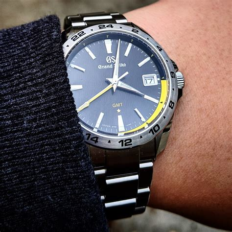 review grand seiko sbgn scottish watches