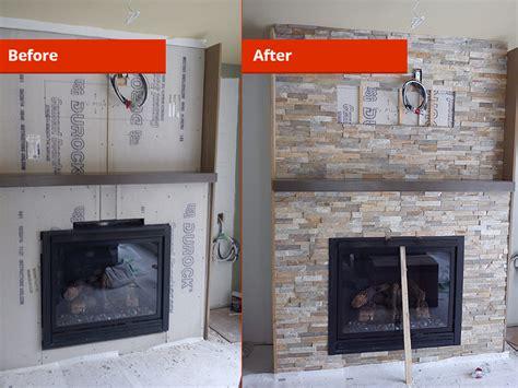 custom finishing stamford fireplace