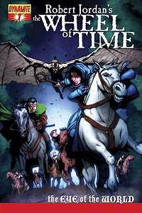 Dynamite® Robert Jordan's Wheel Of Time: Eye Of The World #7