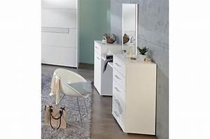 Coiffeuse Moderne Avec Miroir : coiffeuse avec miroir meuble de chambre pour commode ~ Teatrodelosmanantiales.com Idées de Décoration
