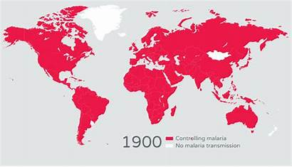 Malaria Map Eradication Health Global Eradicate Ucsf