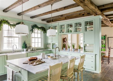 yellow kitchen cabinets 15 best kitchen color ideas paint and color schemes for 1214