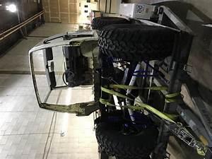 Suzuki Samurai Buggy Project