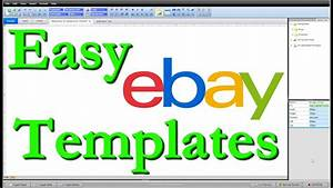 How To Make Free Ebay Templates Html