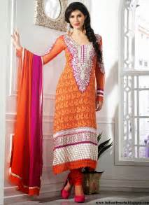 Long Indian Salwar Kameez