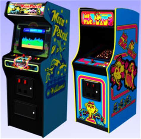 cabinati arcade info cabinato moonpatrol quale originale