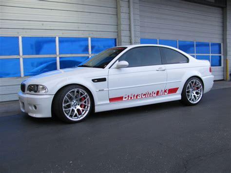 Brr Bmw E46 M3 Sc  Br Racing Blog