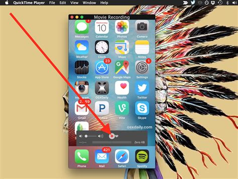record my screen iphone how to record iphone screen with mac os x and quicktime