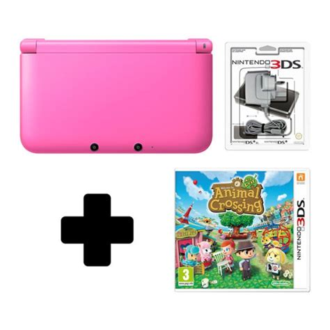 Animal Crossing New Leaf 3ds Console by Nintendo 3ds Xl Pink Console Animal Crossing New Leaf