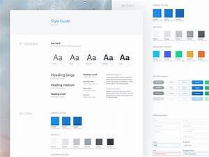 visual style guide template gallery template design ideas With visual style guide template
