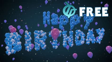 Free Happy Birthday Animated Wallpapers - happy birthday background pictures 183