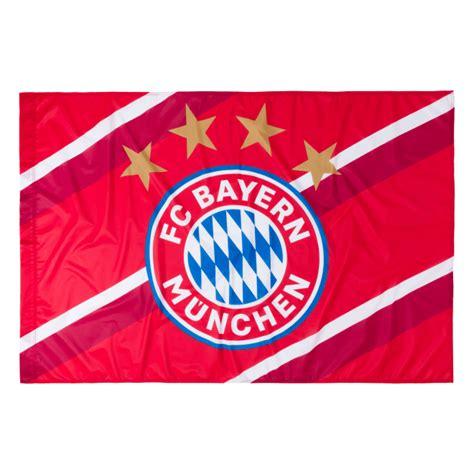 fahne stripes   cm offizieller fc bayern fanshop
