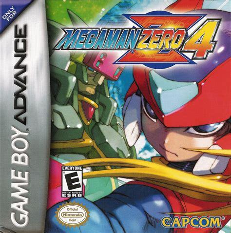 Mega Man Zero 4 For Game Boy Advance 2005 Mobygames