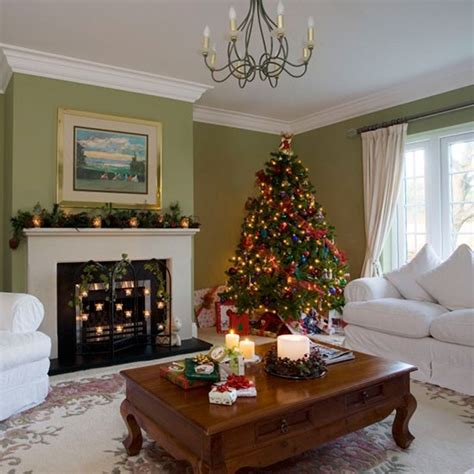 Traditional Green Living Room With Christmas Tree. Kitchen With Light Oak Cabinets. How Tall Are Kitchen Islands. Kitchen Lighting Houzz. Kitchen Appliances Showroom. Modular Kitchen Wall Tiles. Pendant Lights Kitchen Island. Led Track Lights For Kitchen. Braun Kitchen Appliances Usa