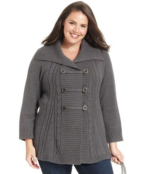 plus size sweaters plus size sweater ideas with winter accessories