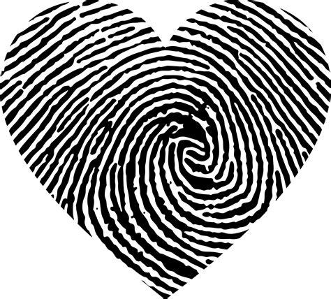 Fingerprint Clipart Clipart Fingerprint Ii