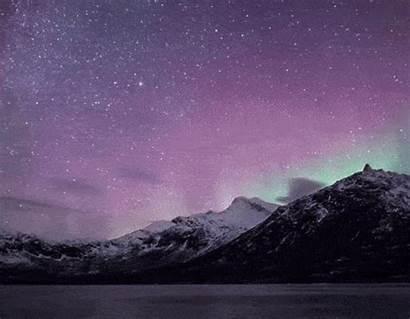 Island Polarlichter Earth