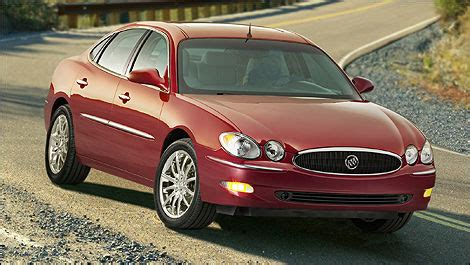 Preowned Buick by 2005 2009 Buick Lacrosse Pre Owned Car News Auto123