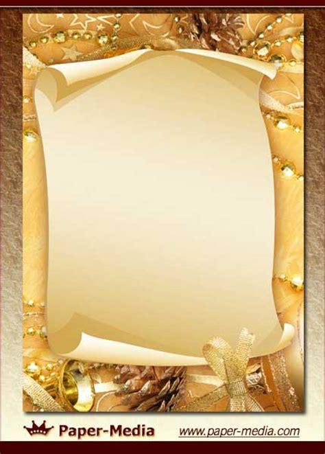 motivpapier briefpapier frohe weihnachten  blatt din