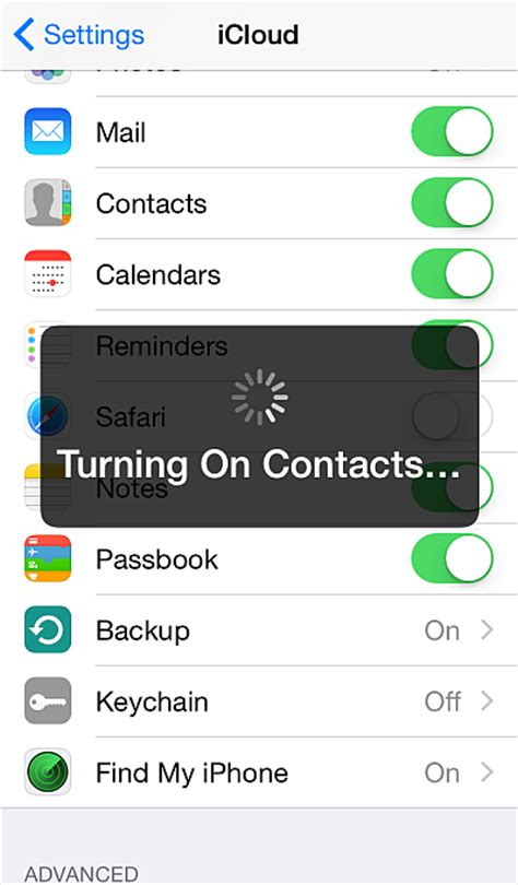 transfer iphone contacts iphone contacts sync iphone contacts via icloud