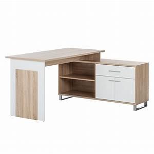 Schreibtisch Maxim Sonoma Eiche DekorWei Home24