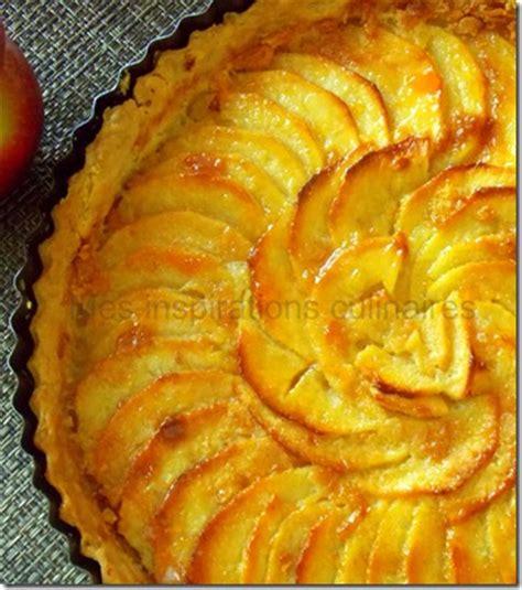tarte au pomme pate brisee tarte aux pommes au beurre 224 la cannelle le cuisine de samar