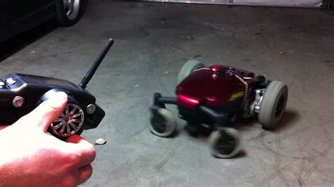 radio controlled robot jazzy