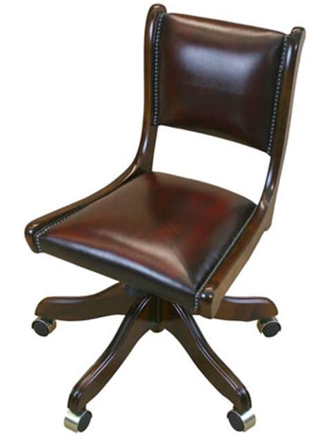 regency desk chair klassiska engelska m 246 bler