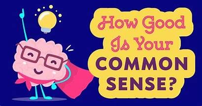 Sense Common Quizony Quiz
