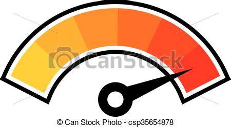 Creative design of hot temperature symbol.