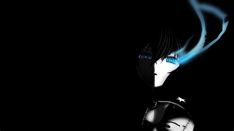 Anime Wallpaper Black Background - anime black wallpapers wallpaper cave