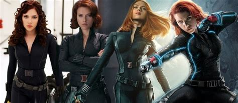 Why Does Scarlet Johansson Have Short Hair The Avengers