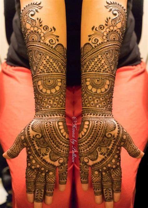 latest bridal mehndi designs  full hands craft community