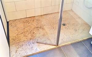 Bac De Douche : installation et pose de bacs et parois de douche en pierre ~ Edinachiropracticcenter.com Idées de Décoration