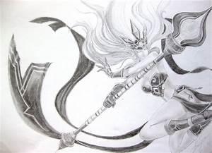 LoL Tempest Janna by bio-girl91 on deviantART
