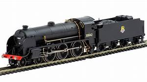 # R3412 HORNBY OO Gauge BR 4-6-0 '30842' Maunsell S15 ...