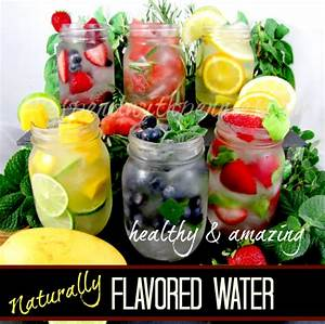 29 Refreshing Flavored Waters | How Does She